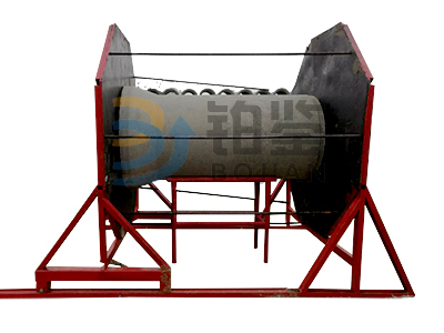 混凝土排水管内水压试验装置(手动加紧)