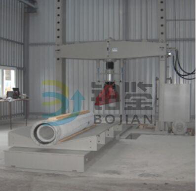 排水管外压试验装置(油缸加载)