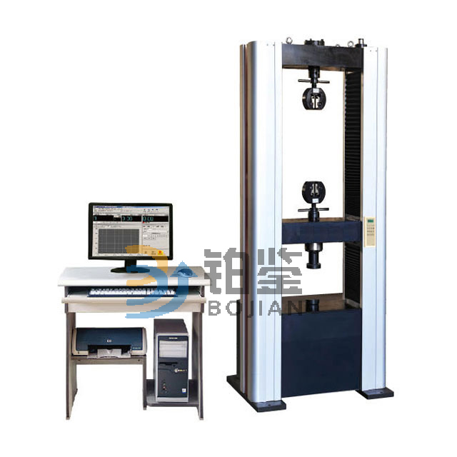 Bjdw-g300kn computer controlled electronic universal testing machine.