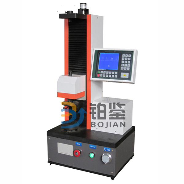 Automatic spring tension testing machine
