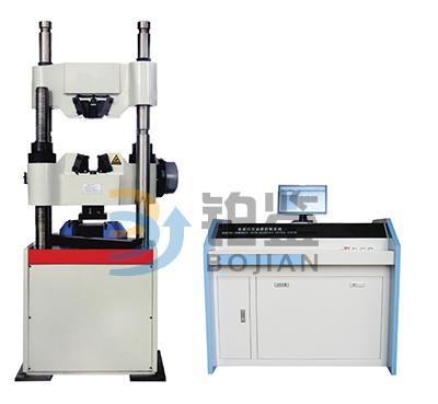 C型机微机控制电液伺服液压万能试验机
