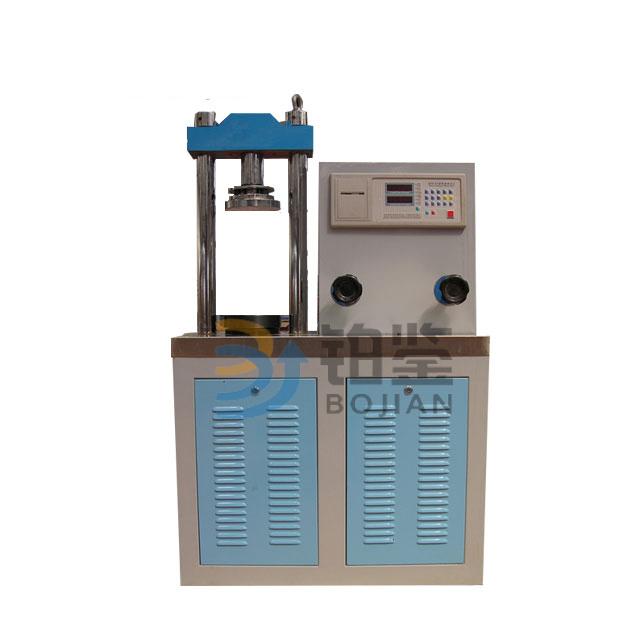 数显式水泥压力试验机