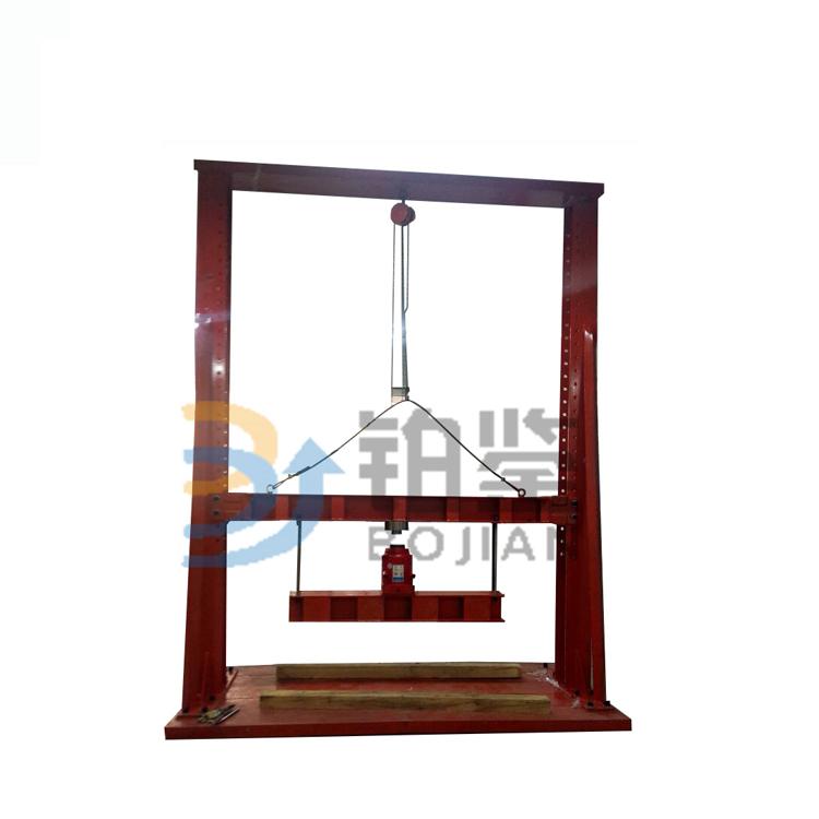 混凝土排水管外压试验装置(手动加载)