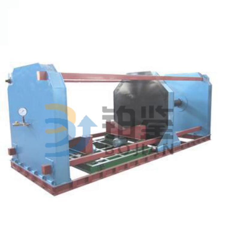 排水管内水压试验装置(液压夹紧)