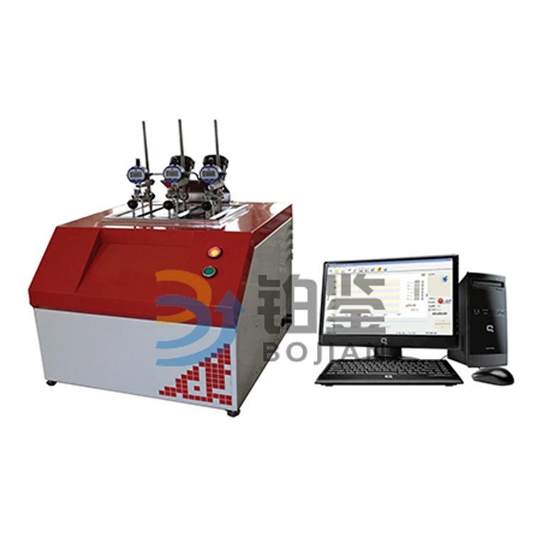 BJXRW-300HA 微机控制热变形、维卡软化点温度测定仪