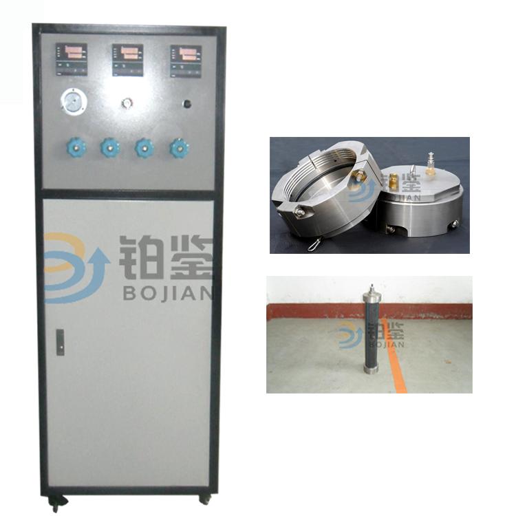 数显式管材静液压爆破试验机