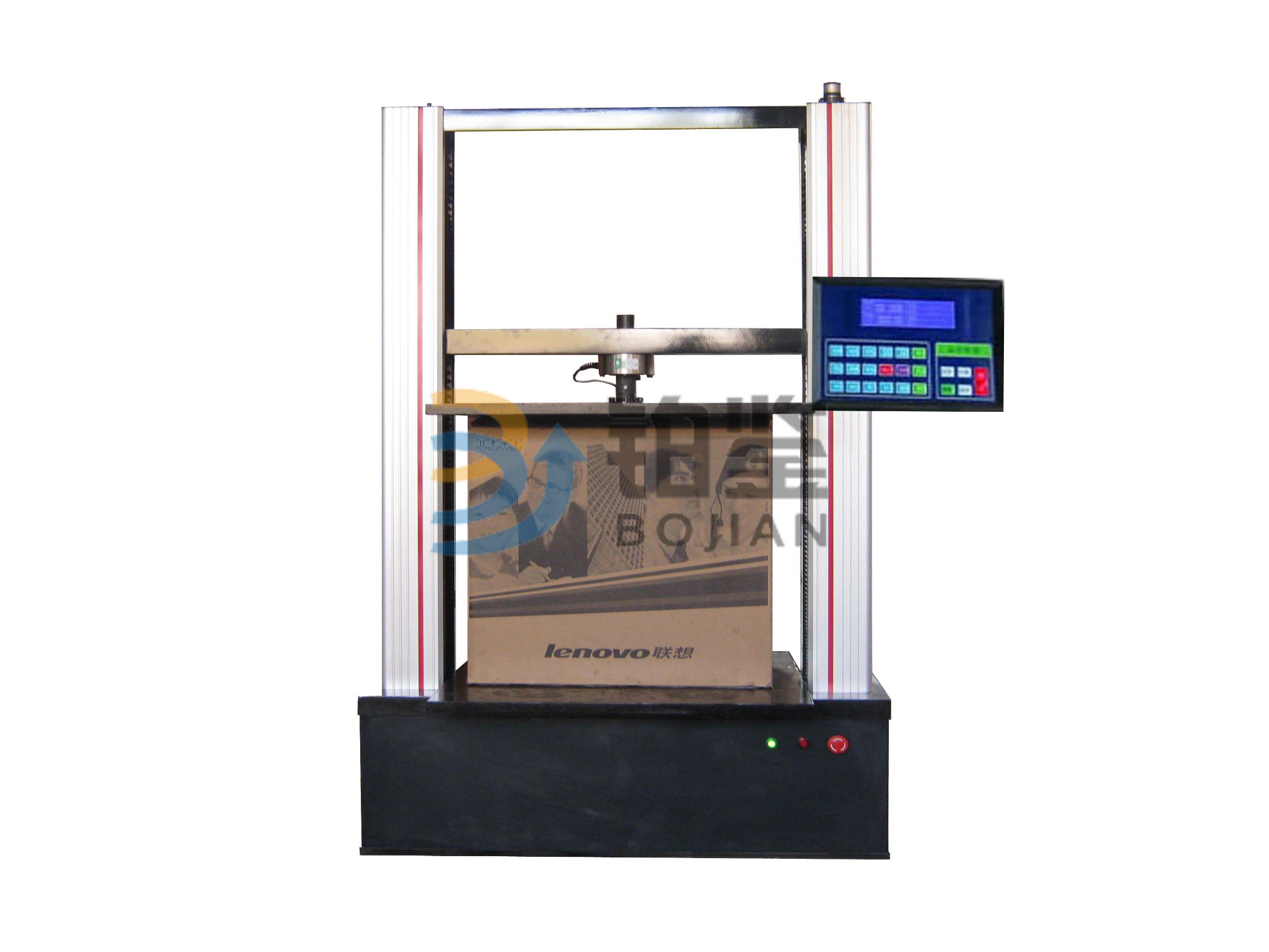 数显式纸箱压力试验机