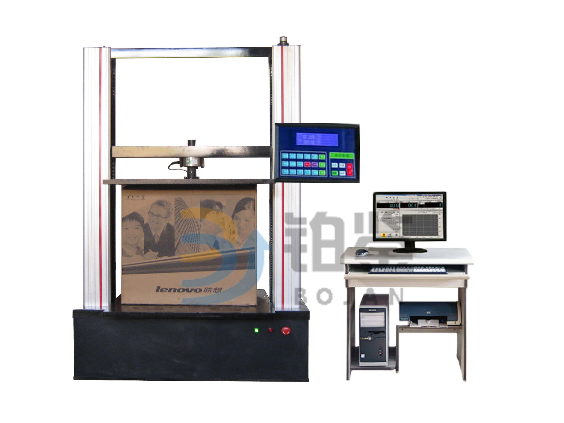 微机控制纸箱压力试验机