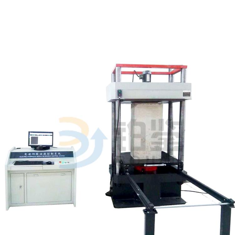 微机控制恒应力烟囱排气道压力试验机