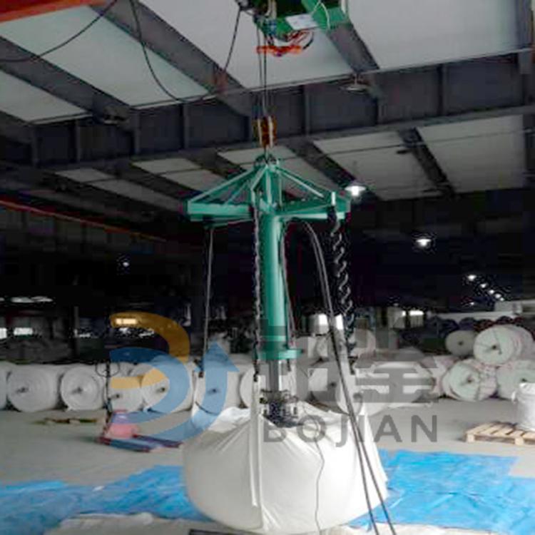 BJWAW-200B 集装袋拉力试验机