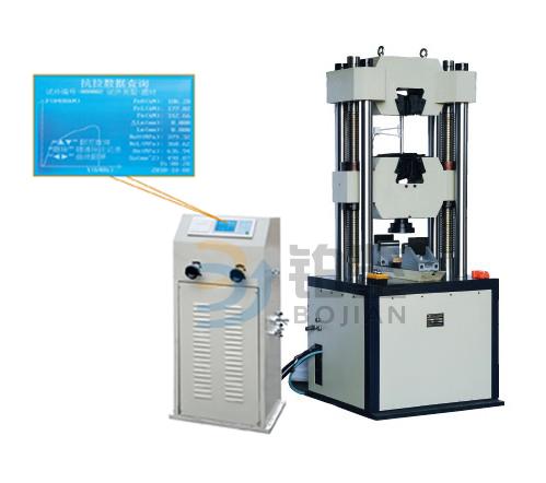 BJWE-S1000D数显式液压万能试验机