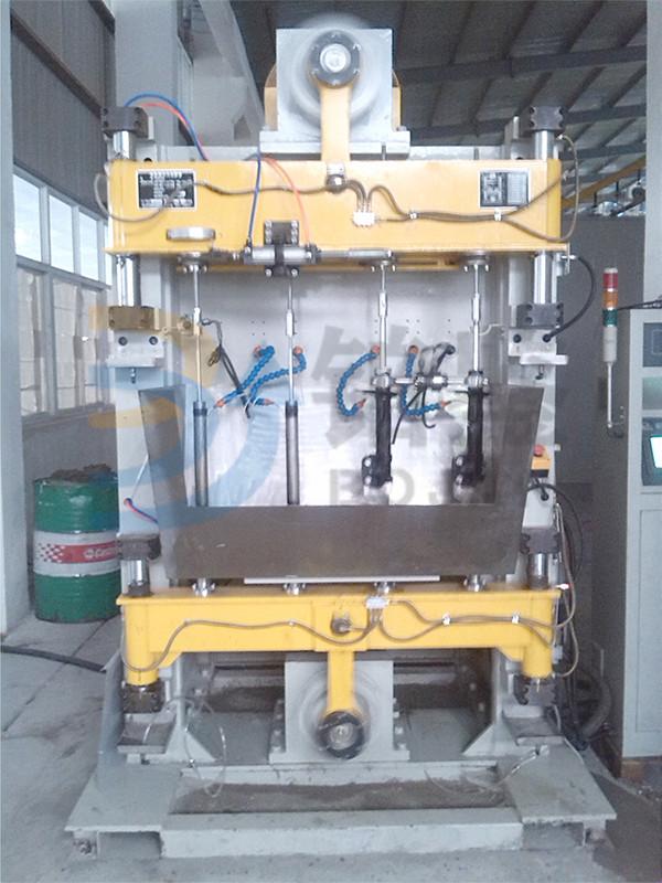 筒式减振器多工位疲劳寿命试验机