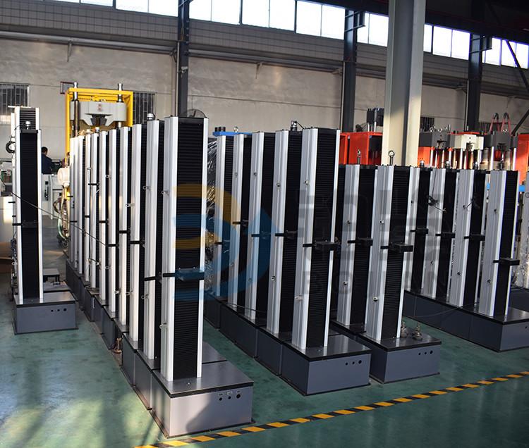 液晶显示自动型煤压力试验机宁夏客户订购
